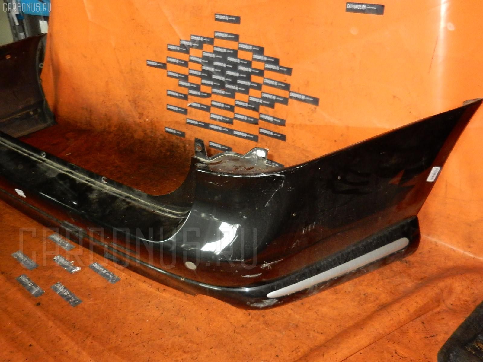 Бампер MAZDA MPV LW3W. Фото 4