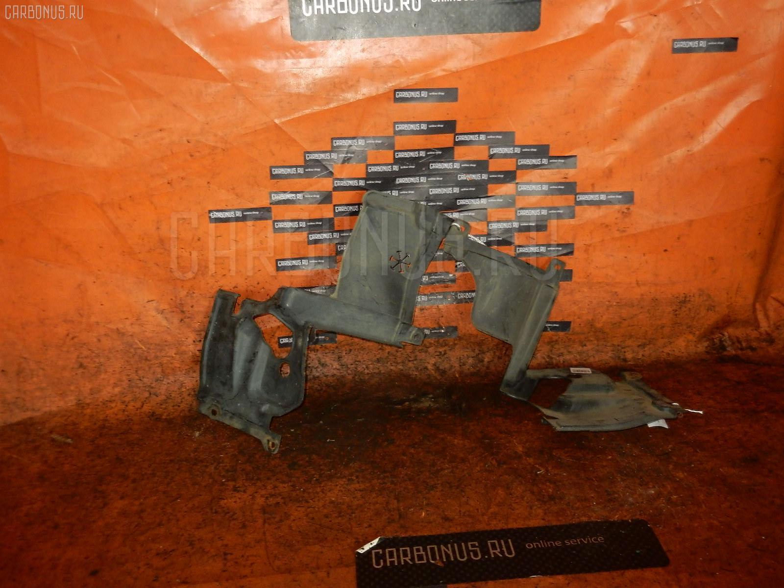 Защита двигателя HONDA STREAM RN3 K20A. Фото 1