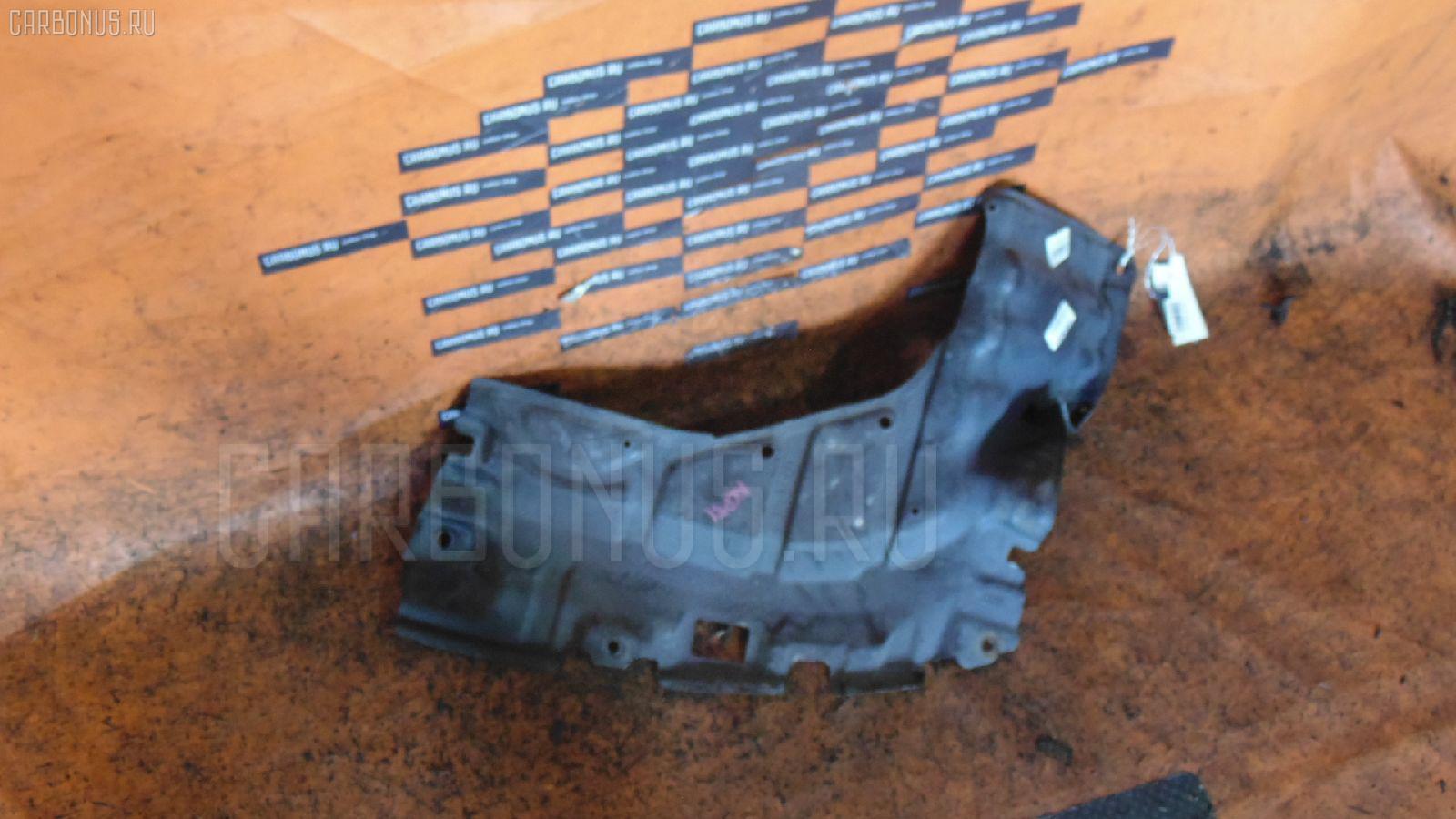 Защита двигателя TOYOTA PLATZ NCP12 1NZ-FE. Фото 7
