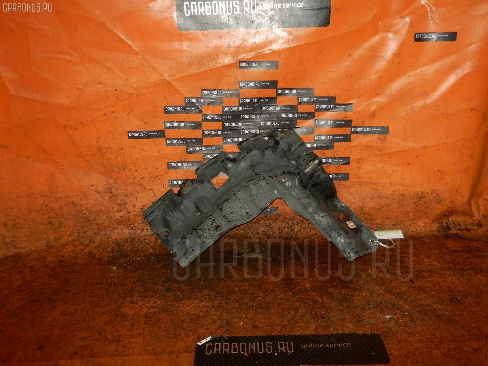 Защита двигателя TOYOTA IST NCP60 2NZ-FE. Фото 9
