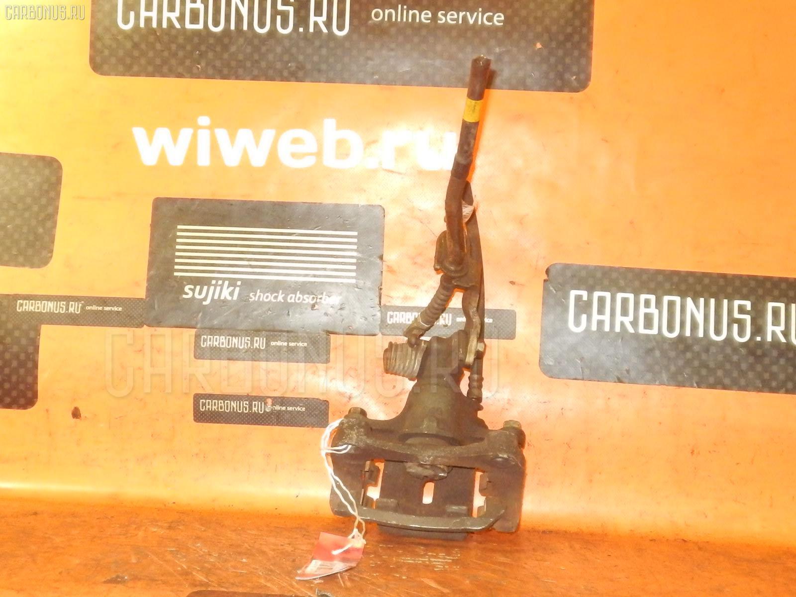 Суппорт NISSAN PRIMERA WAGON WTP12 QR20DE. Фото 2