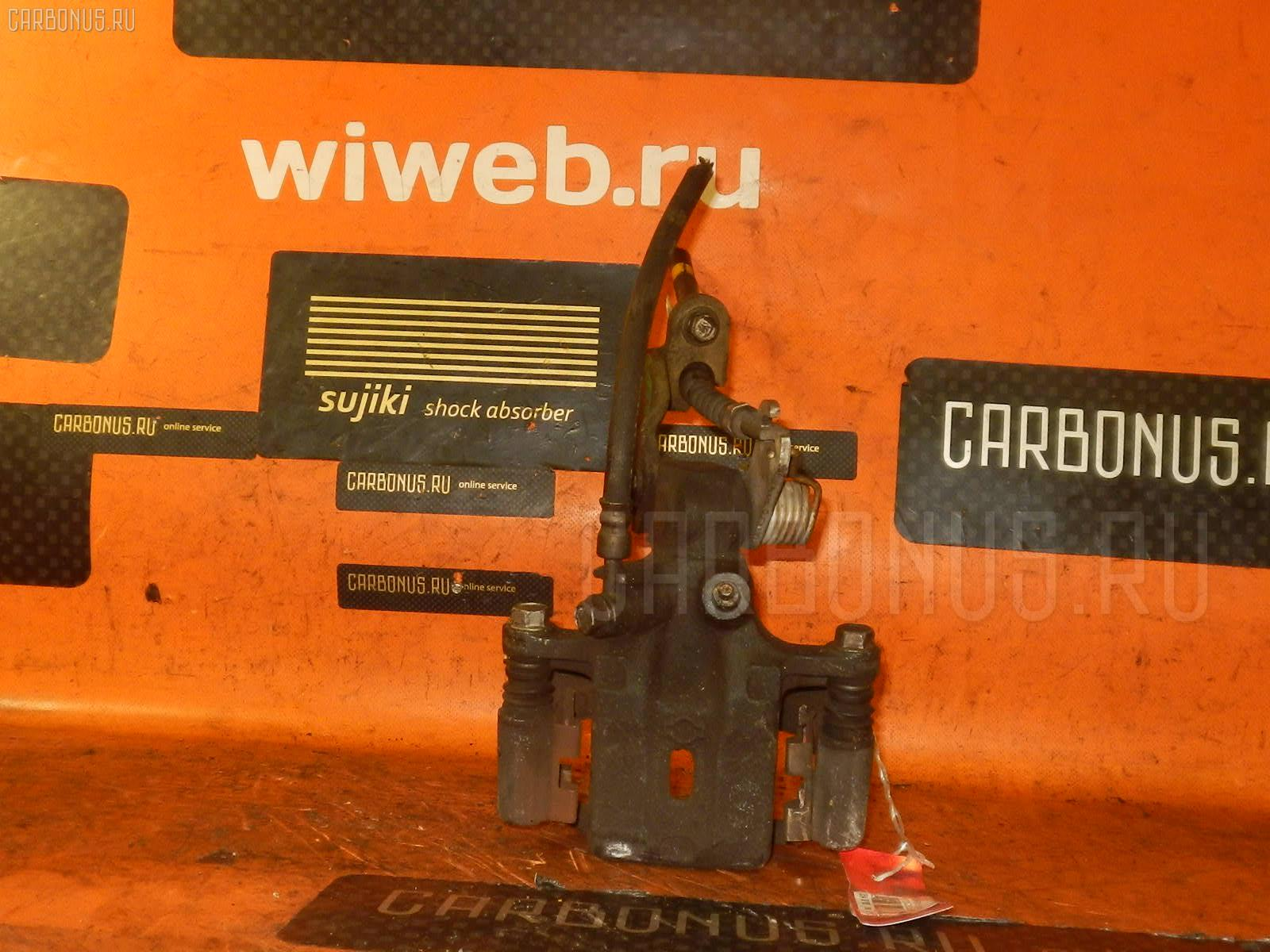 Суппорт NISSAN PRIMERA WAGON WTP12 QR20DE. Фото 1