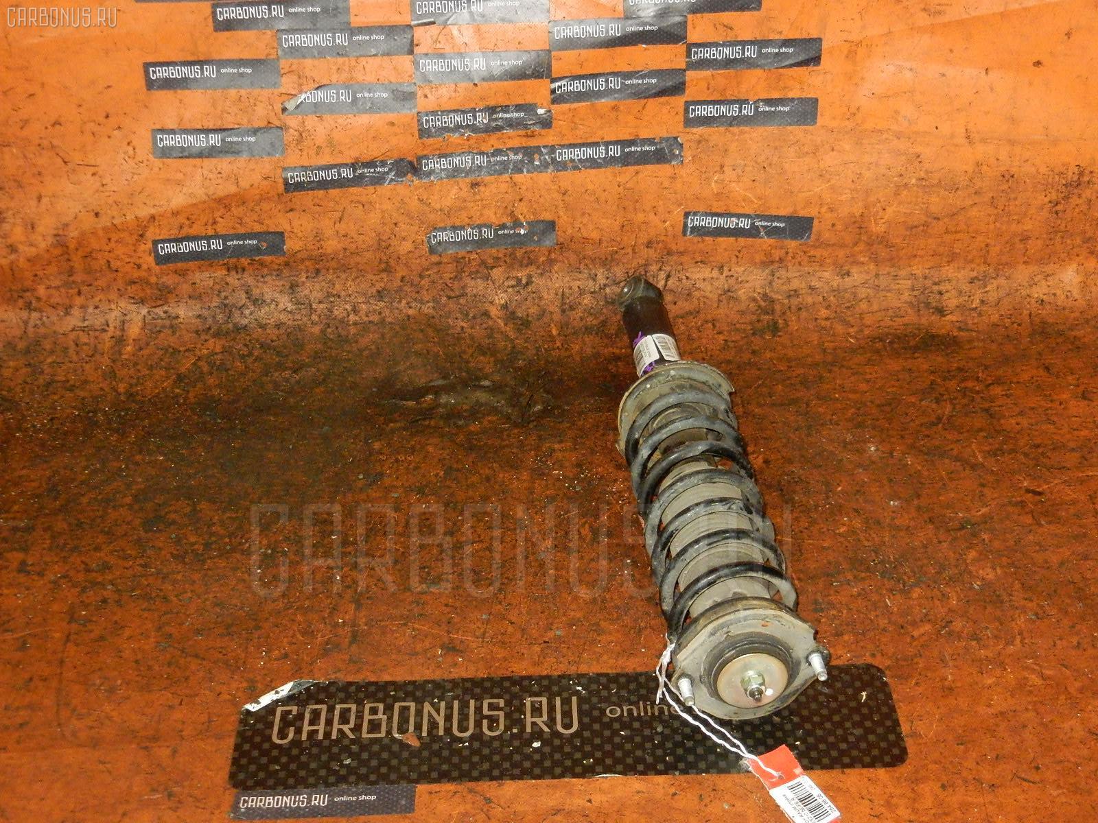 Стойка TOYOTA CYNOS EL52 4E-FE. Фото 5