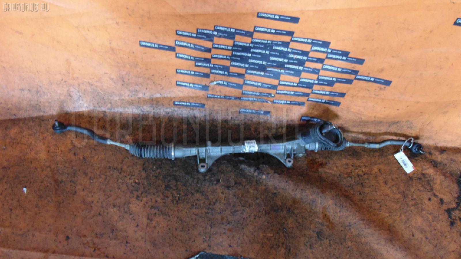 Рулевая рейка NISSAN CUBE BZ11 CR14DE. Фото 3