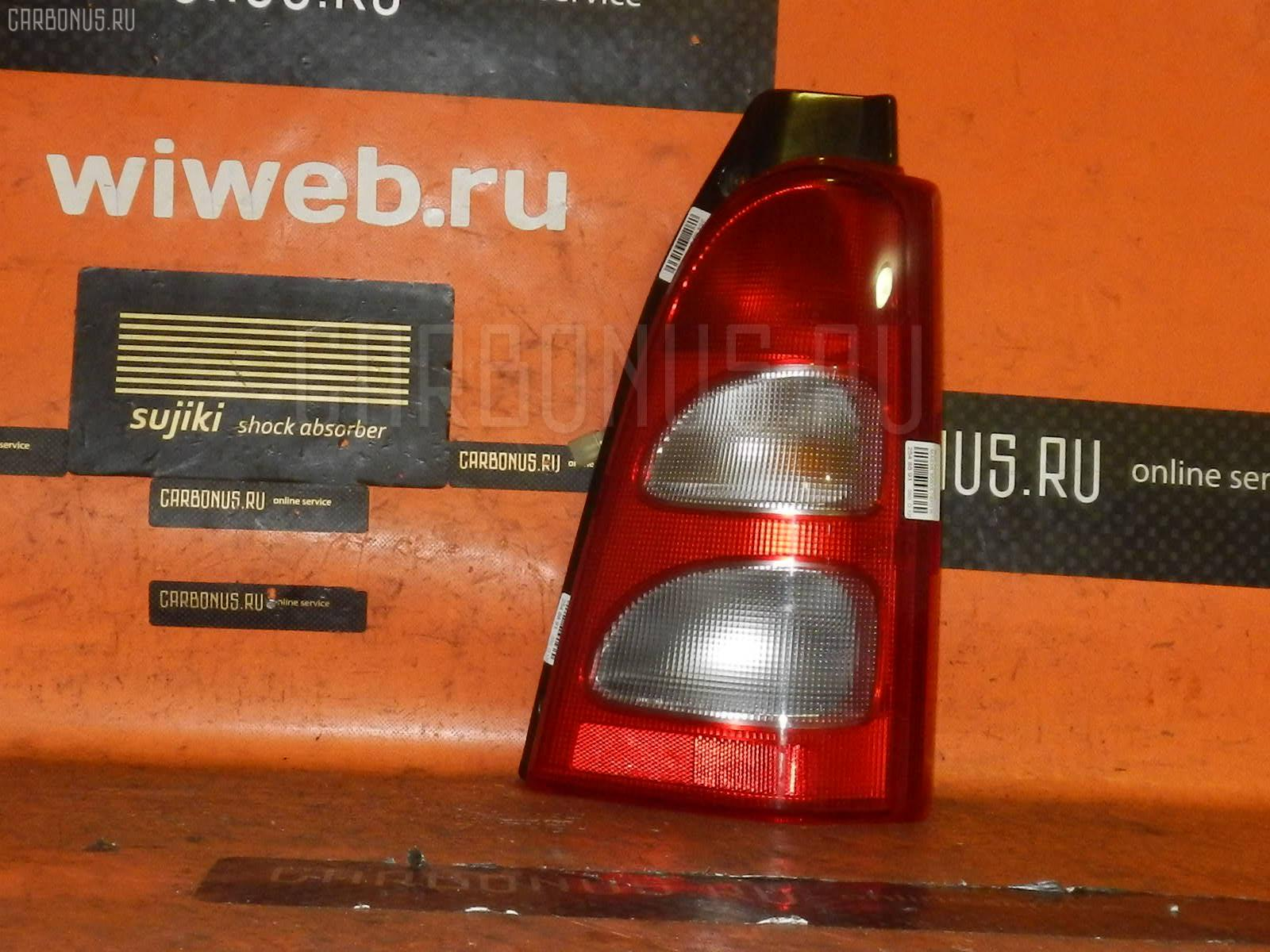 Стоп SUZUKI WAGON R PLUS MA63S. Фото 3