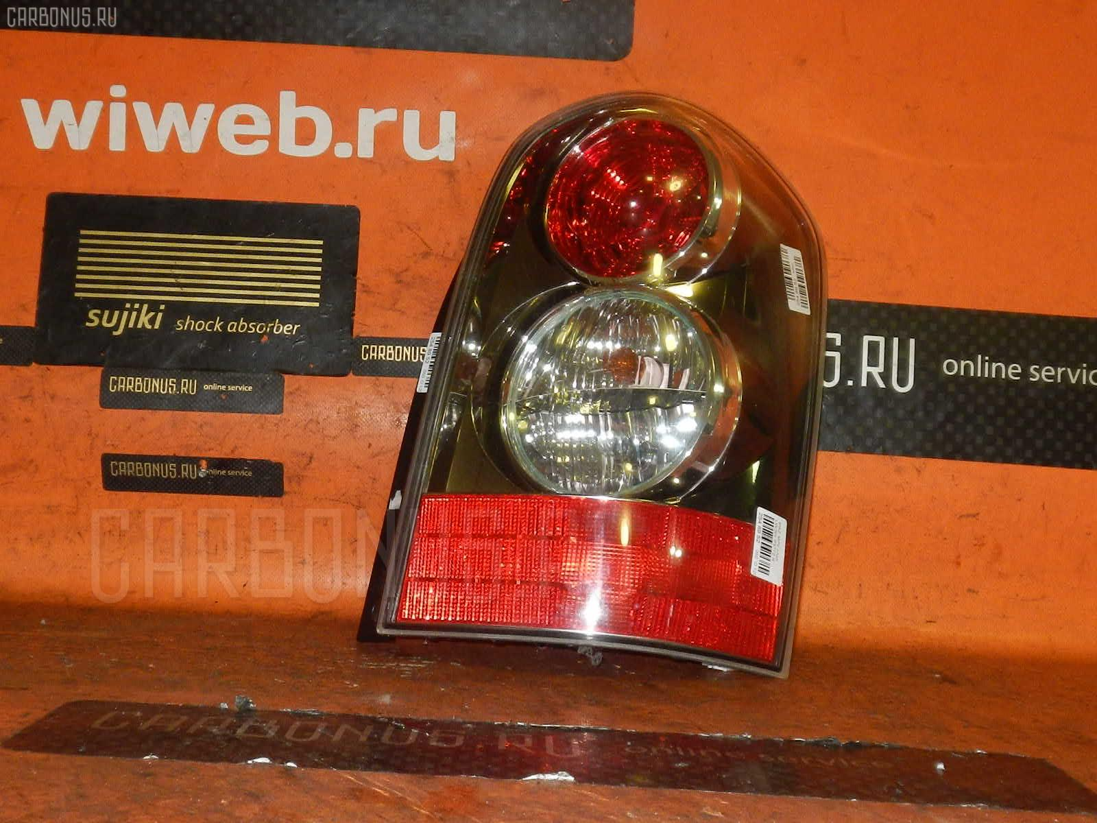 Стоп MAZDA MPV LW3W. Фото 2