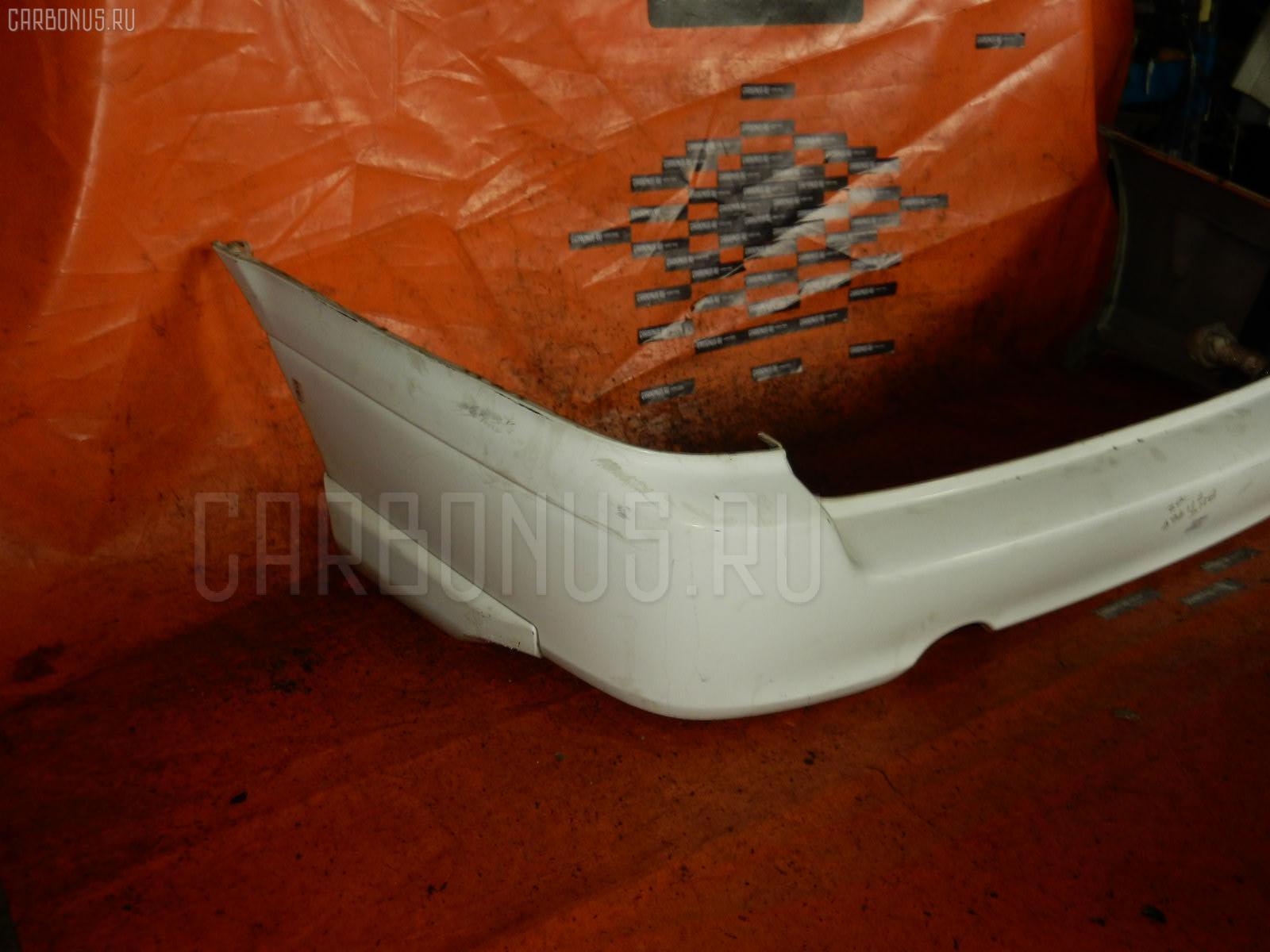 Бампер SUBARU LEGACY WAGON BH5. Фото 4