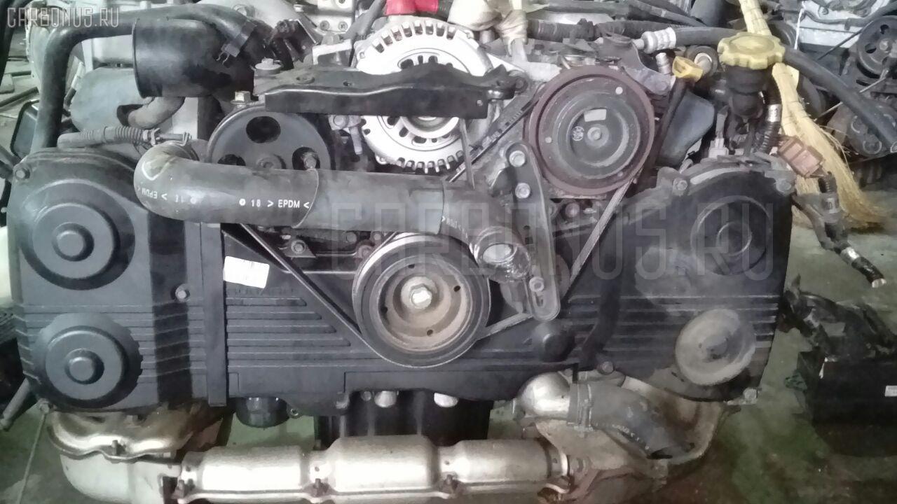 Двигатель SUBARU LEGACY WAGON BH5 EJ20-TT. Фото 11