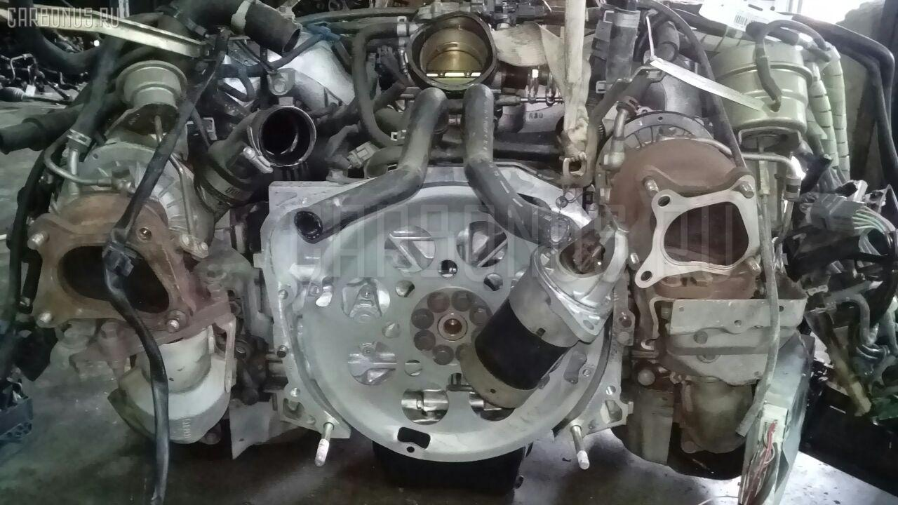 Двигатель SUBARU LEGACY WAGON BH5 EJ20-TT. Фото 10