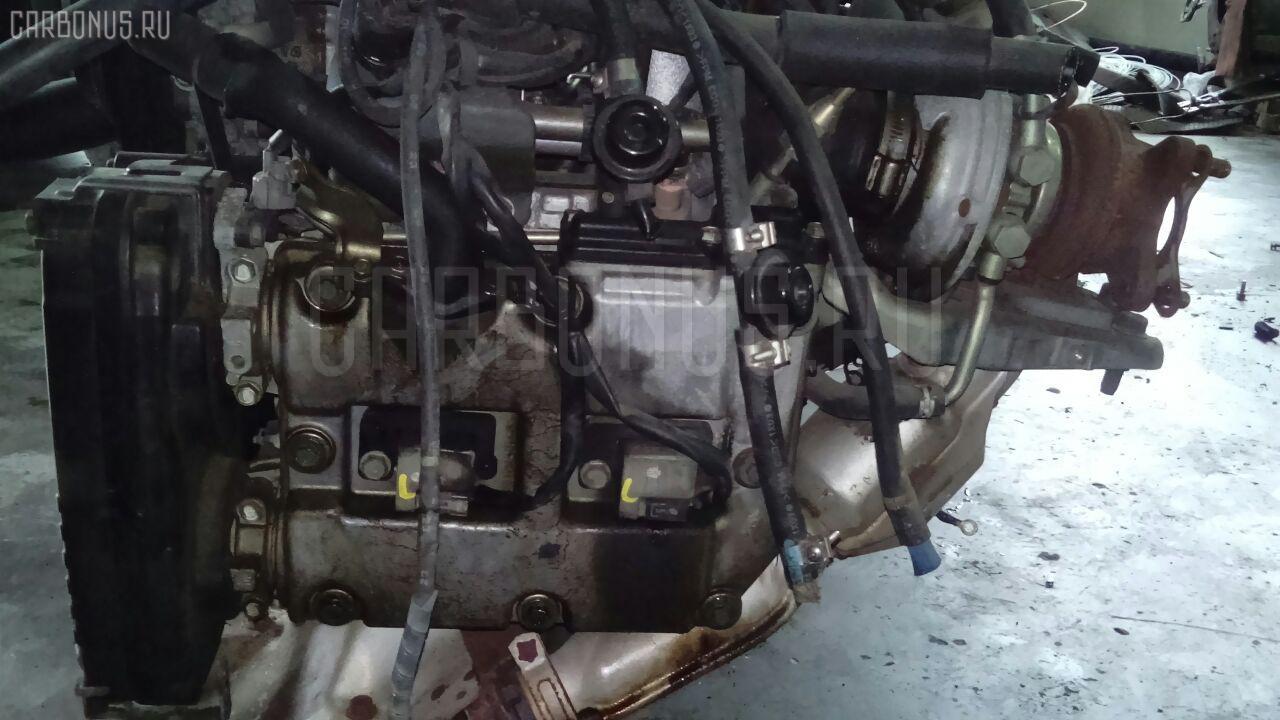Двигатель SUBARU LEGACY WAGON BH5 EJ20-TT. Фото 5