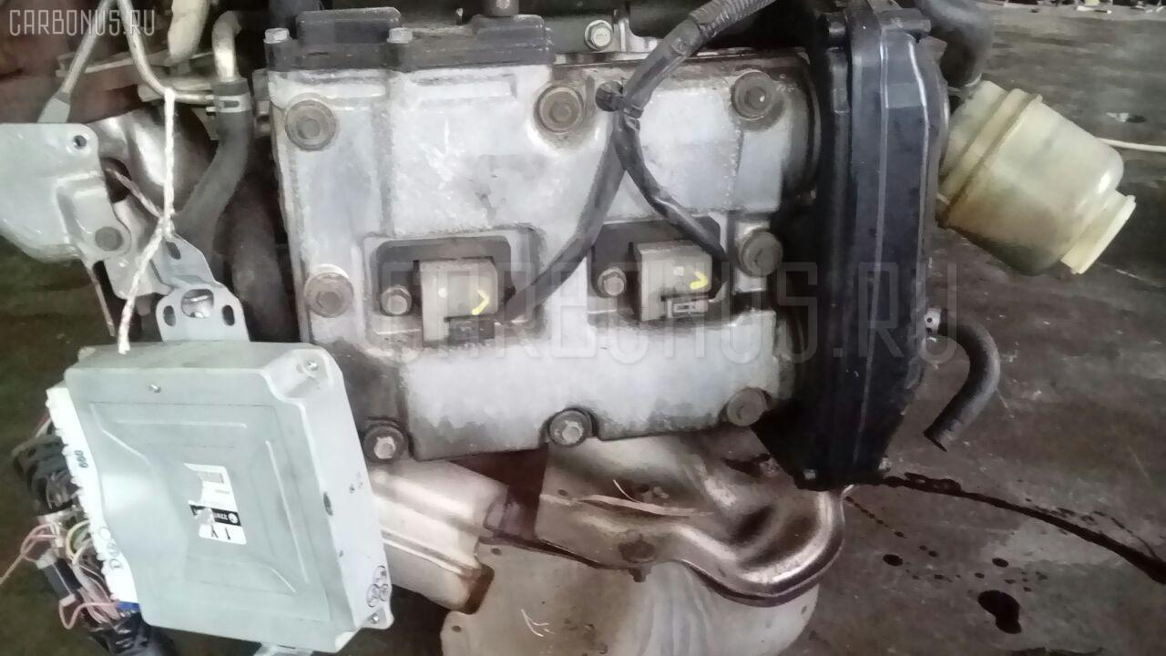 Двигатель SUBARU LEGACY WAGON BH5 EJ20-TT. Фото 4