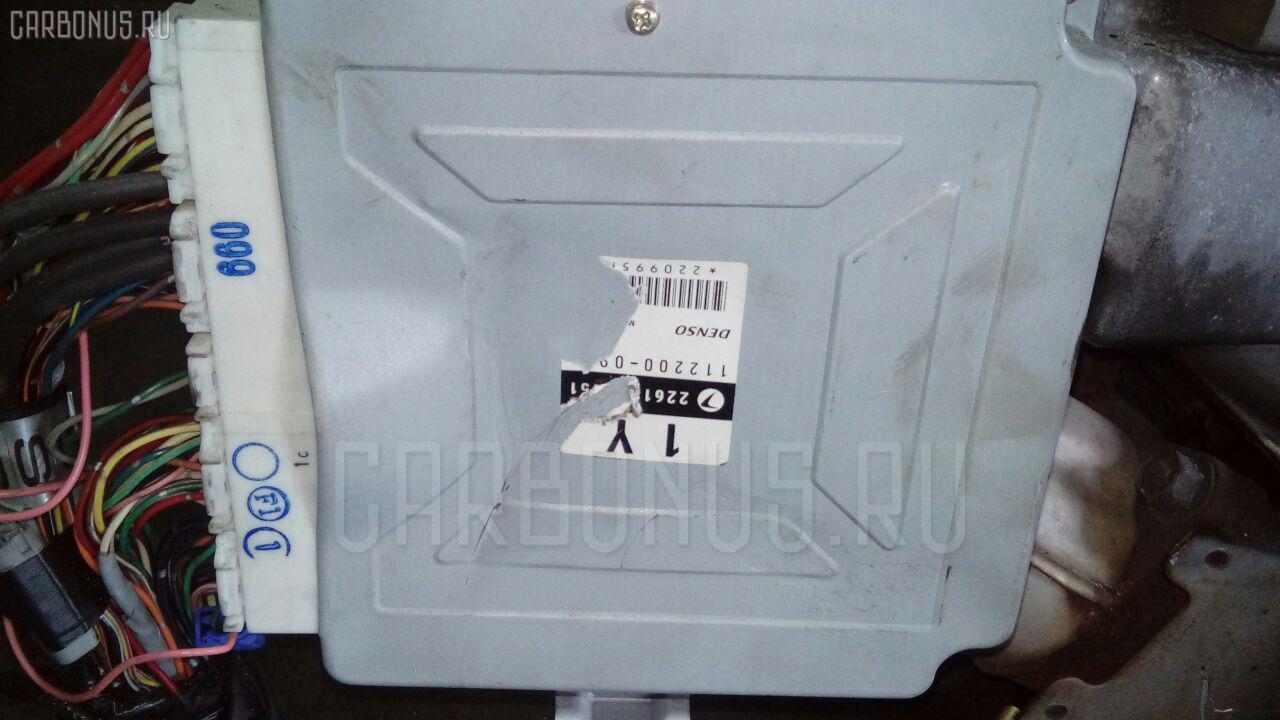 Двигатель SUBARU LEGACY WAGON BH5 EJ20-TT. Фото 3
