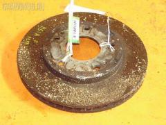 Тормозной диск Mitsubishi Pajero mini H51A Фото 1