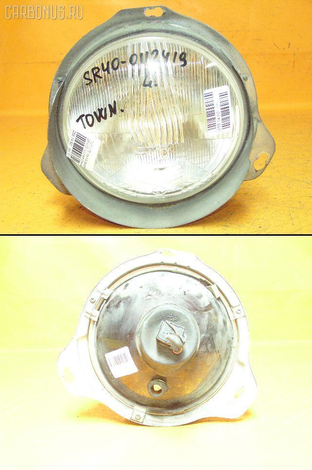 Лампа-фара TOYOTA LITE ACE NOAH SR40G. Фото 1