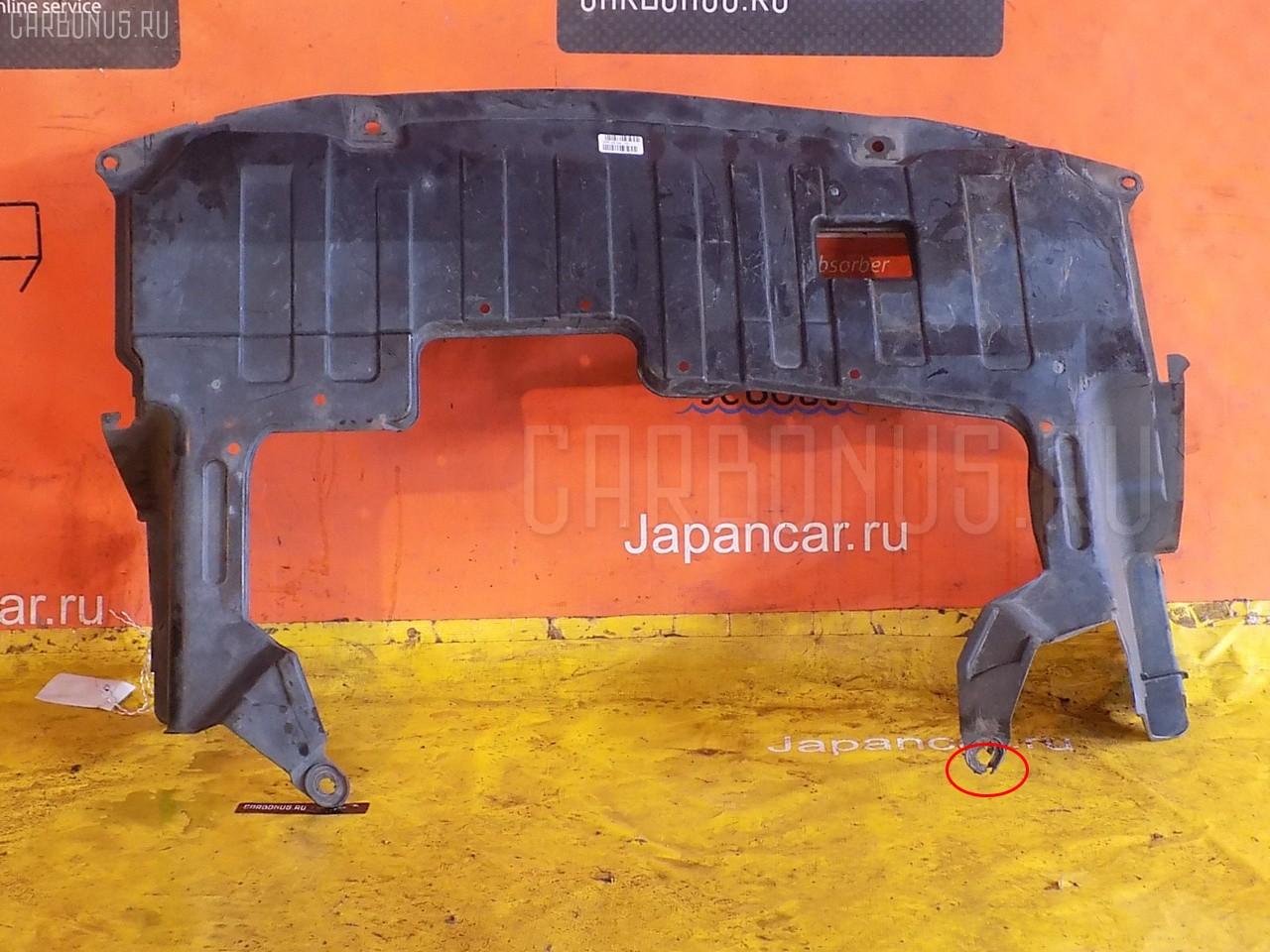 Защита двигателя HONDA AIRWAVE GJ1 L15A. Фото 2