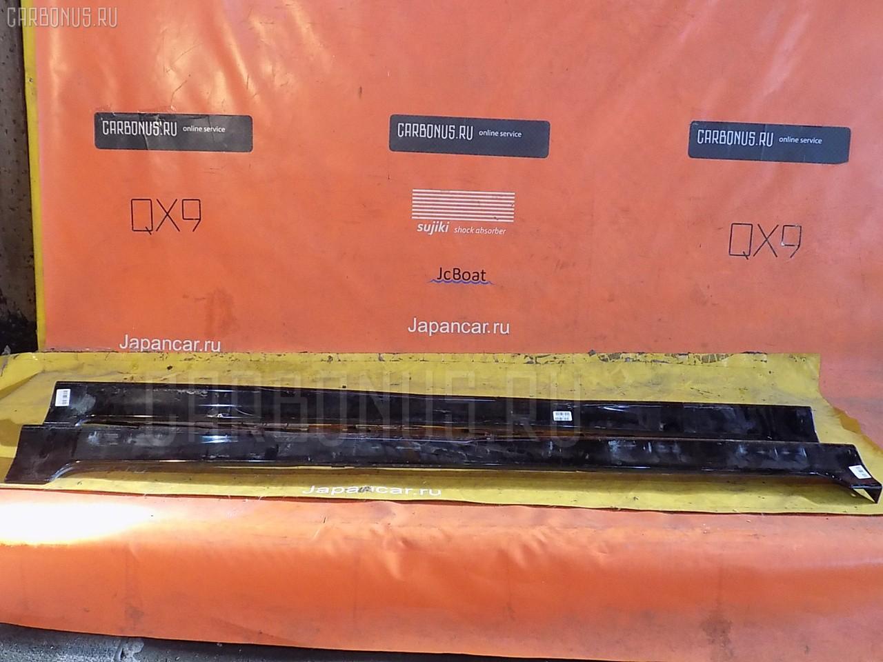 Порог кузова пластиковый ( обвес ) HONDA AIRWAVE GJ1. Фото 1