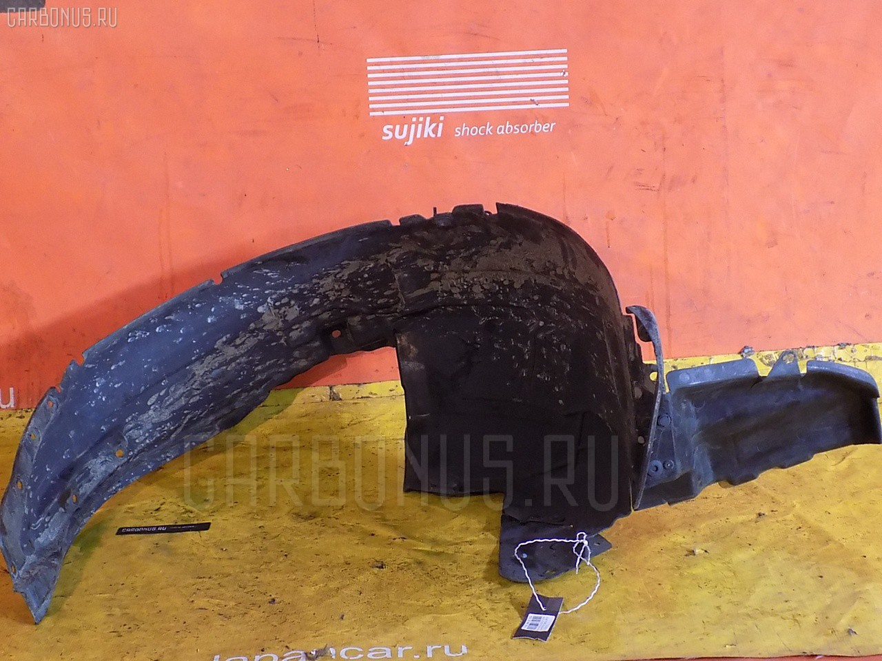 Подкрылок SUBARU FORESTER SG5 EJ20. Фото 2
