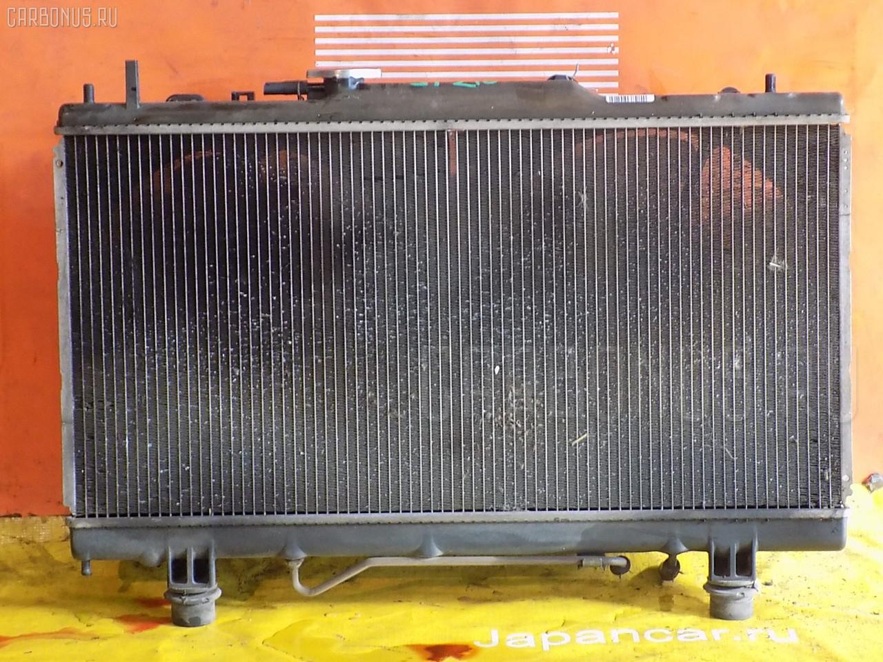 Радиатор ДВС TOYOTA CORONA PREMIO ST210 3S-FE. Фото 5