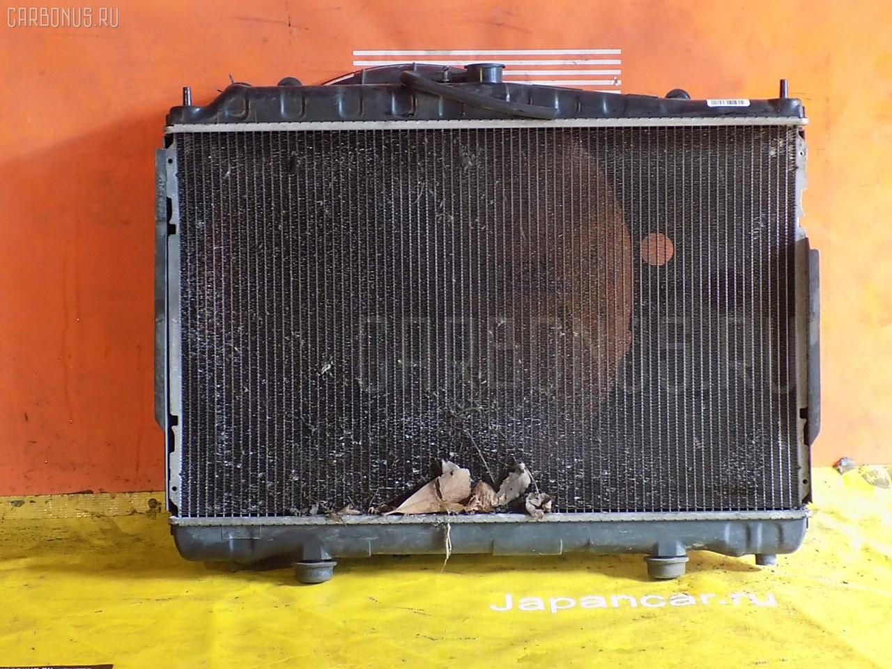 Радиатор ДВС NISSAN SKYLINE HR34 RB20DE. Фото 8