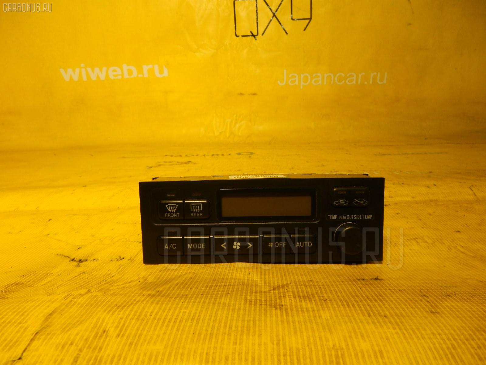 Блок управления климатконтроля TOYOTA IPSUM SXM10G 3S-FE. Фото 2