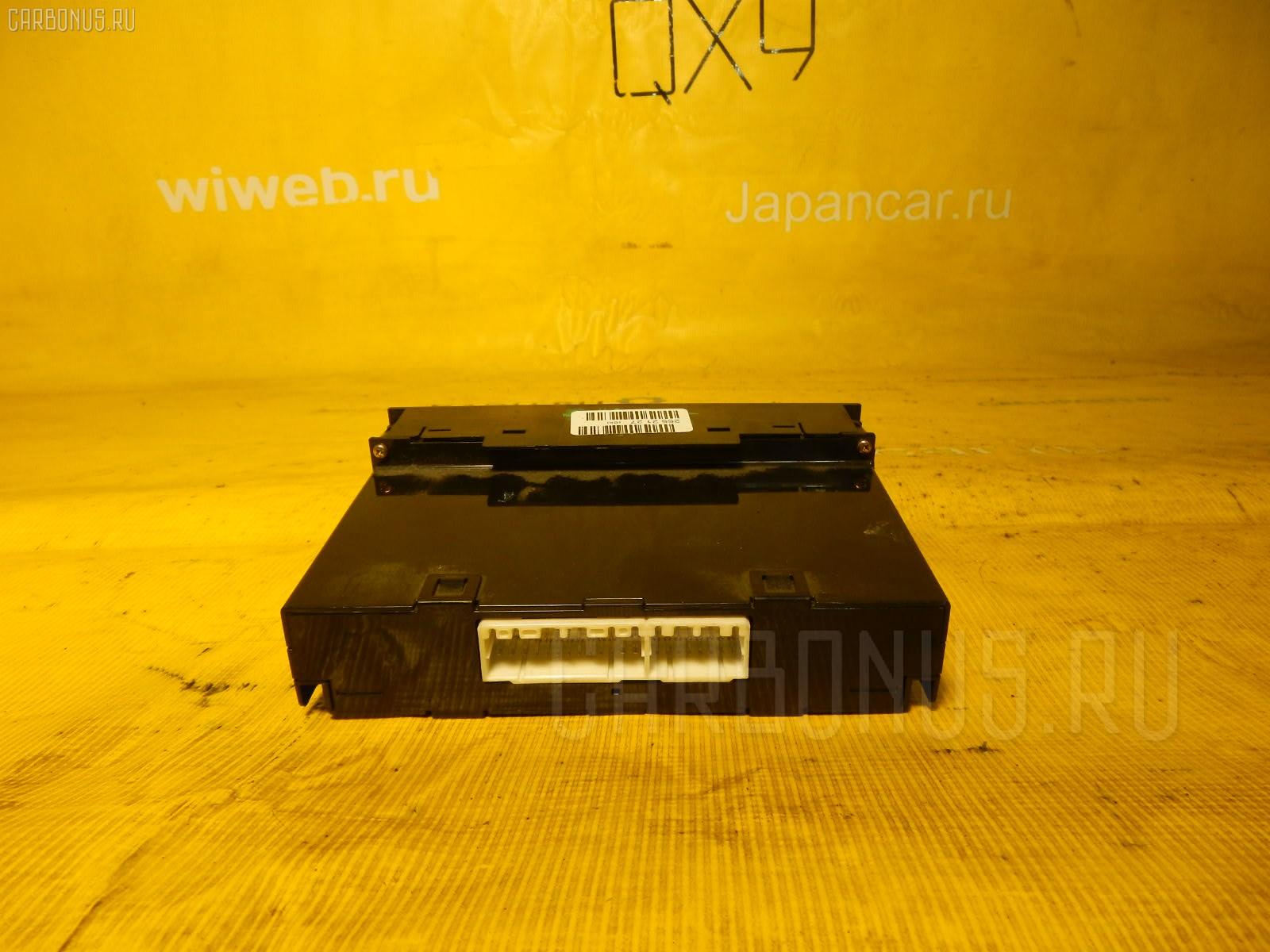 Блок управления климатконтроля TOYOTA IPSUM SXM10G 3S-FE. Фото 3