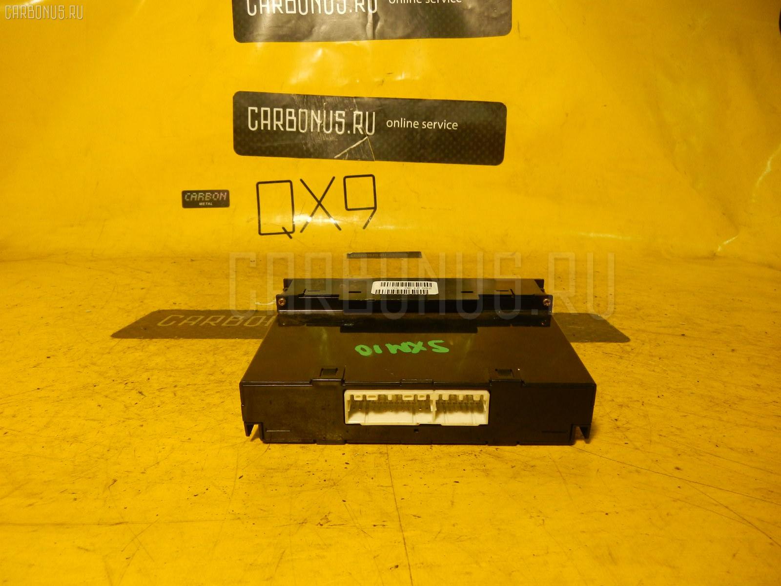 Блок управления климатконтроля TOYOTA IPSUM SXM10G 3S-FE. Фото 8