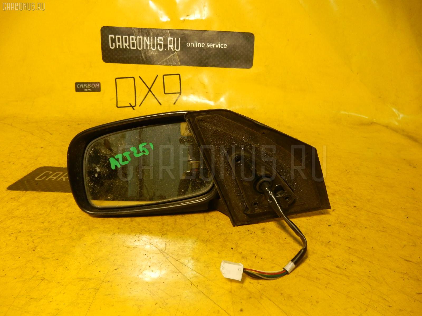 Зеркало двери боковой TOYOTA AVENSIS AZT250. Фото 2
