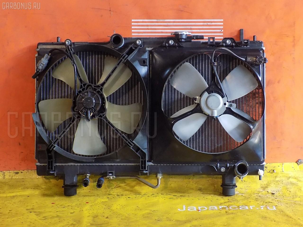 Радиатор ДВС TOYOTA CORONA PREMIO ST210 3S-FE. Фото 6