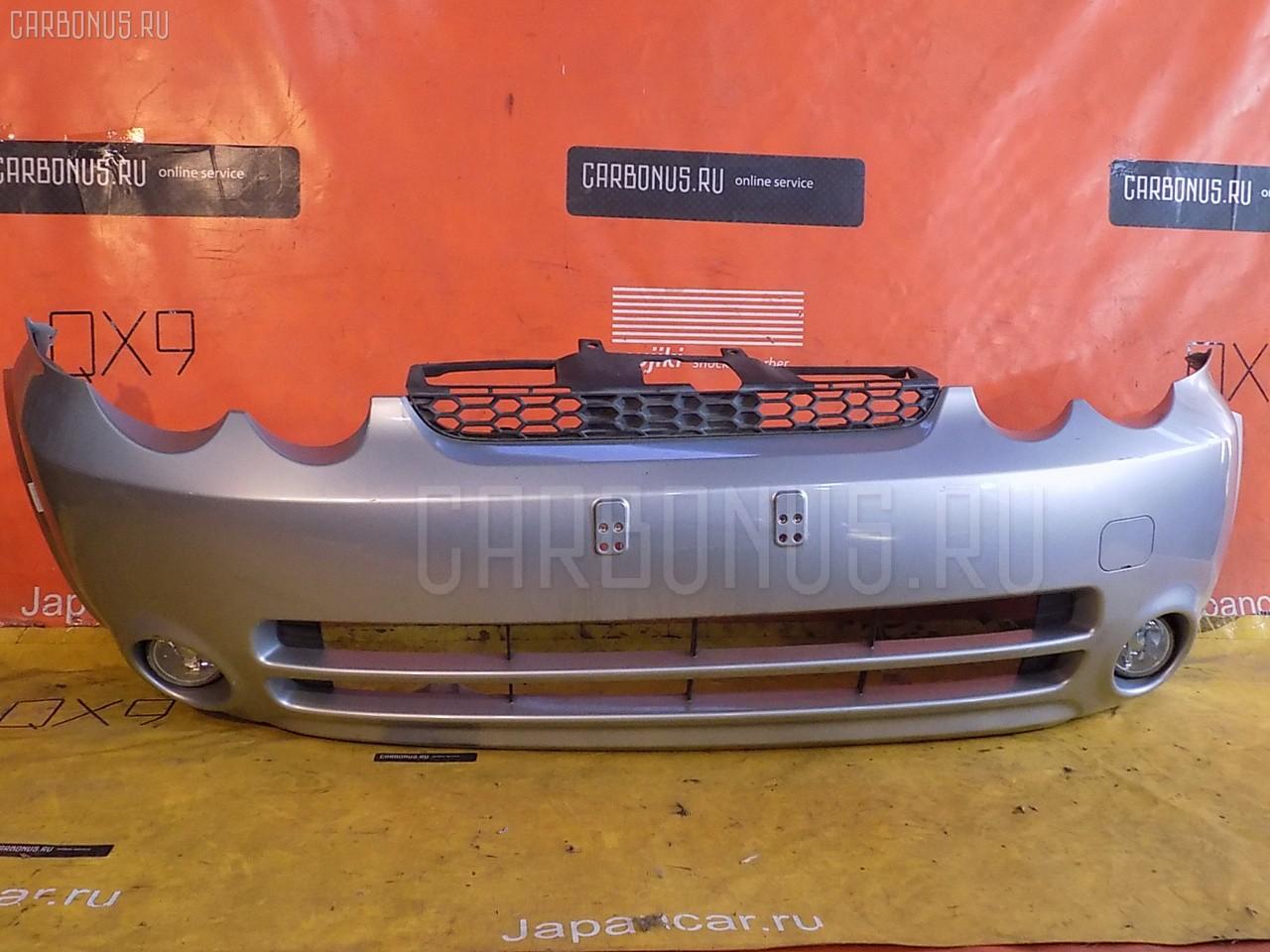 Бампер HONDA HR-V GH3. Фото 1