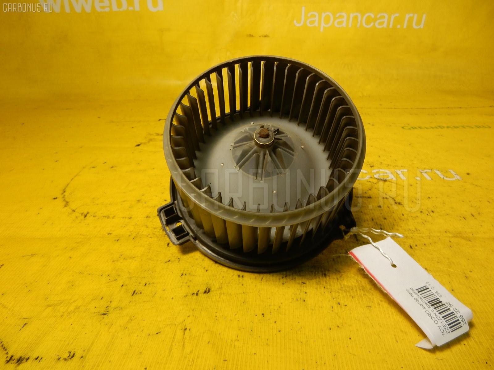 Мотор печки TOYOTA ALLION ZZT245. Фото 7