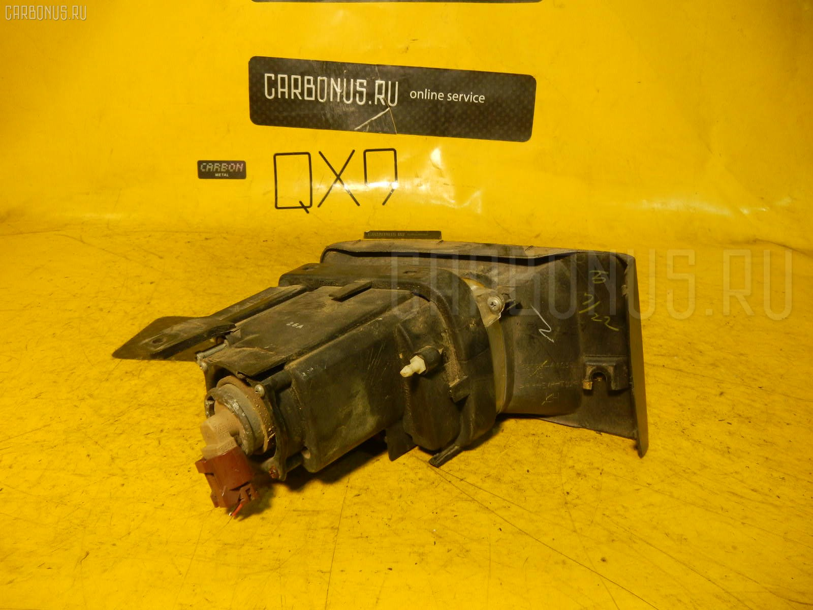 Туманка бамперная TOYOTA GAIA ACM10G. Фото 2