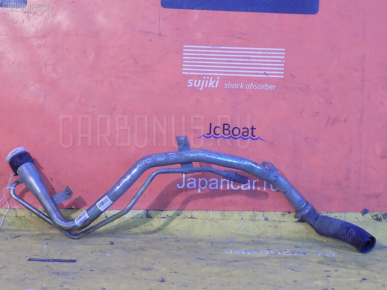 Заливная горловина топливного бака TOYOTA GAIA ACM10G 1AZ-FSE. Фото 1