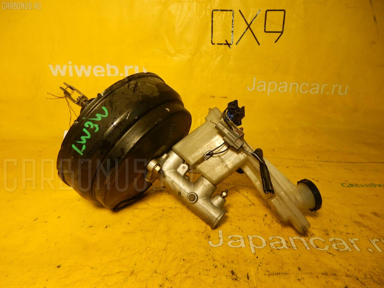 Главный тормозной цилиндр MAZDA MPV LW3W L3. Фото 5