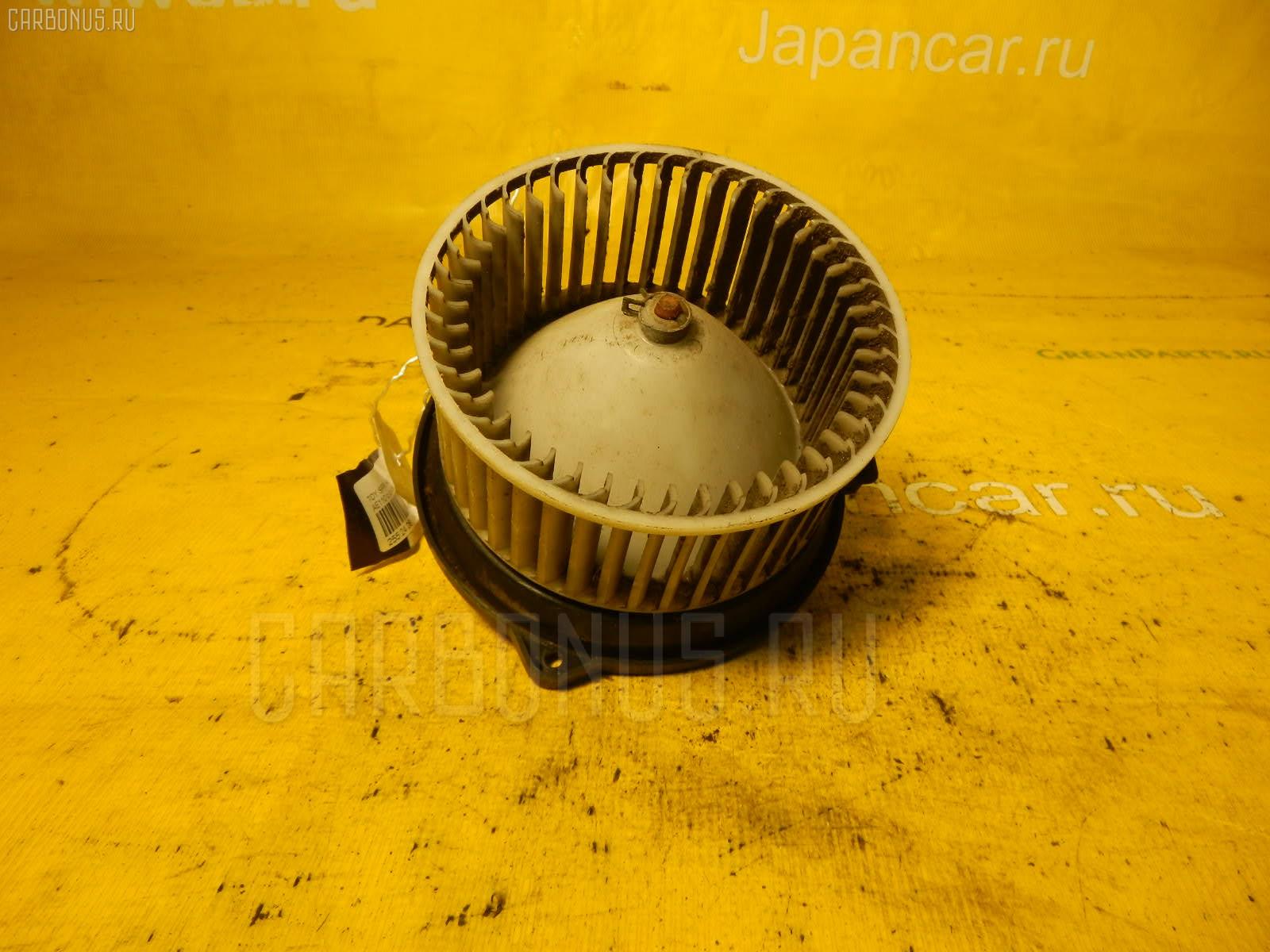 Мотор печки TOYOTA COROLLA WAGON AE104G. Фото 8