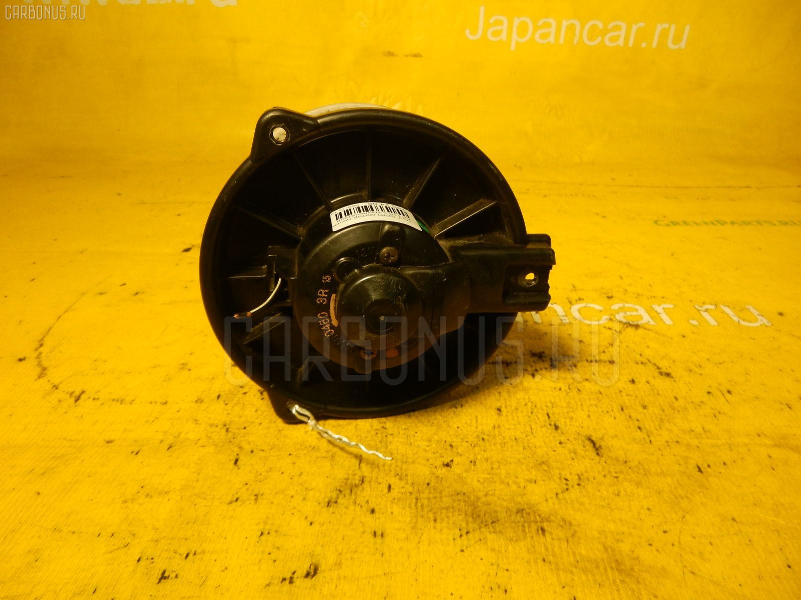 Мотор печки TOYOTA COROLLA SPACIO AE111N. Фото 9