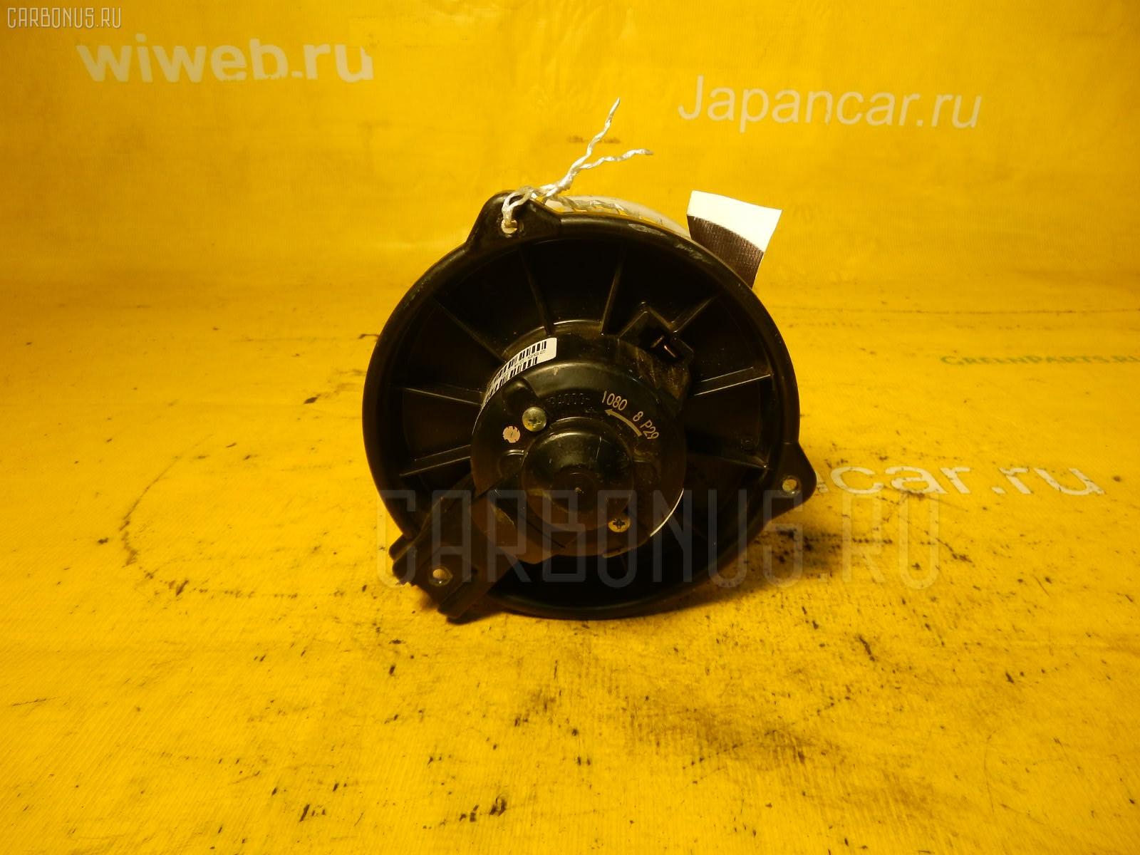 Мотор печки TOYOTA COROLLA WAGON AE104G. Фото 11