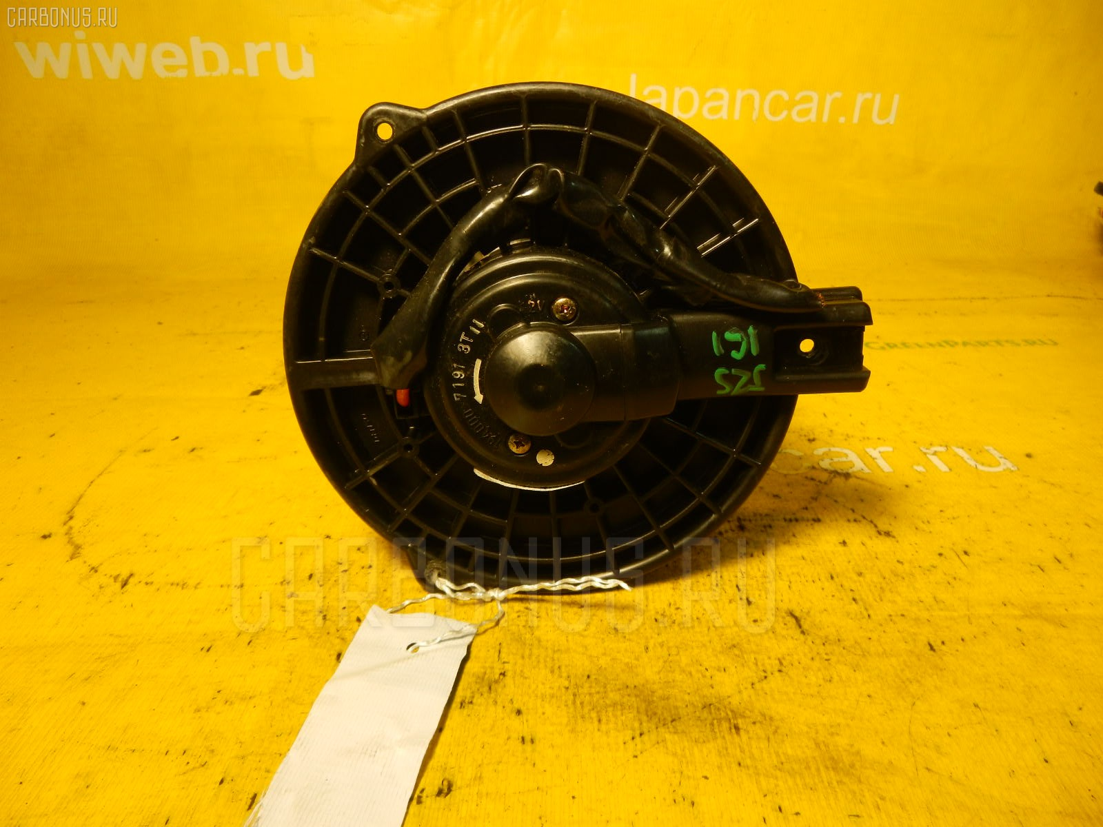 Мотор печки TOYOTA ARISTO JZS160. Фото 5