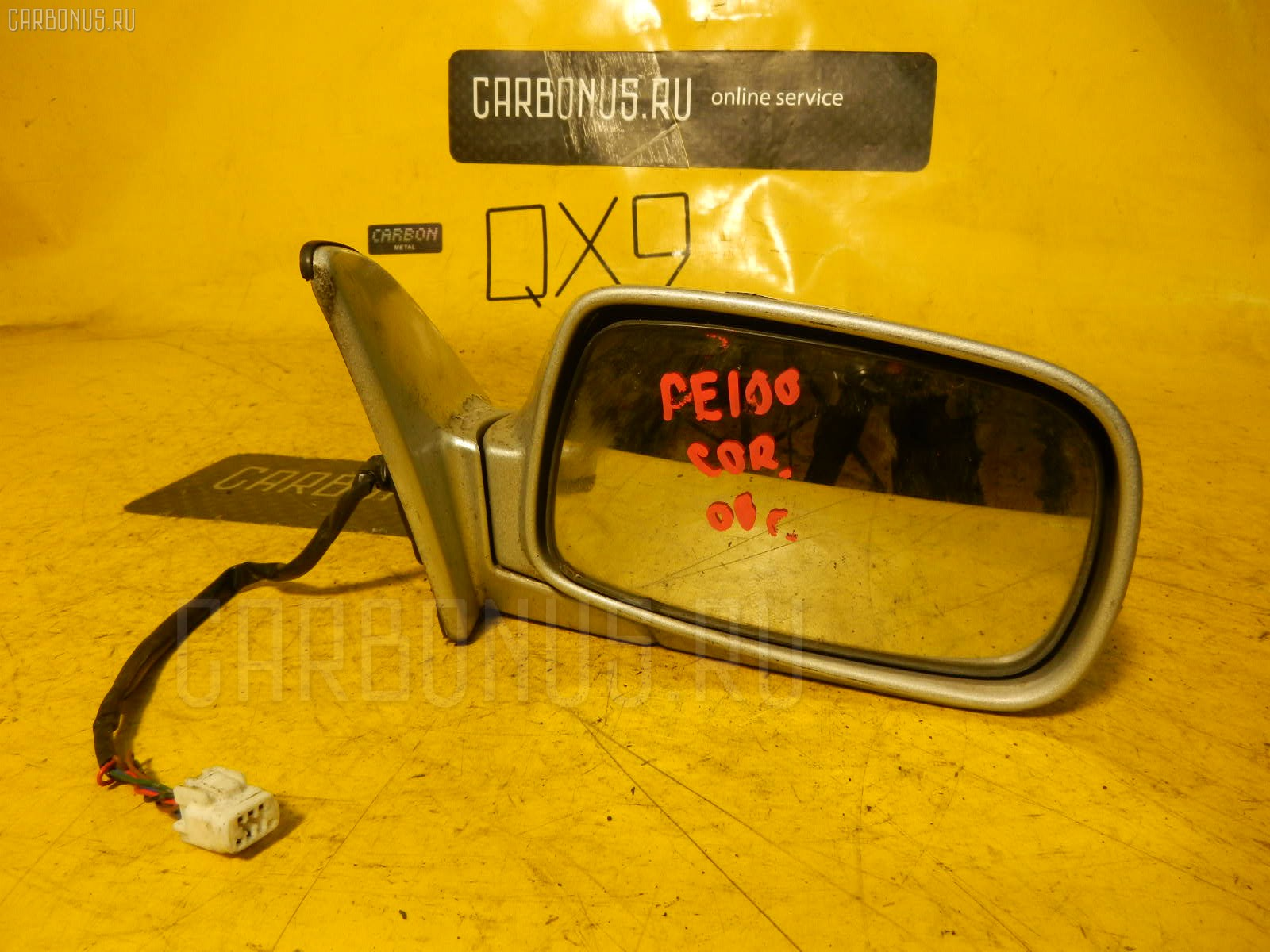 Зеркало двери боковой TOYOTA COROLLA WAGON AE100G. Фото 1