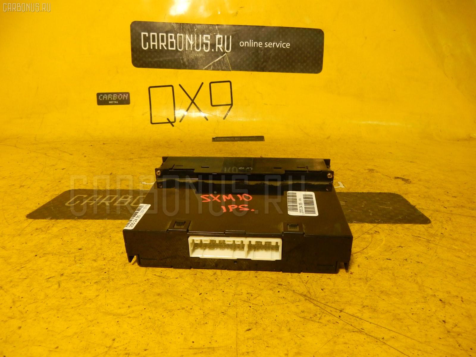 Блок управления климатконтроля TOYOTA IPSUM SXM10G 3S-FE. Фото 11