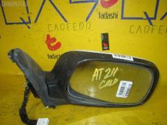 Зеркало двери боковой Toyota Caldina AT211G Фото 2