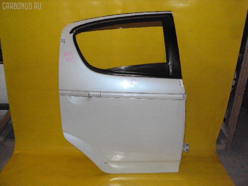 Дверь боковая SUBARU R2 RC1 Фото 1