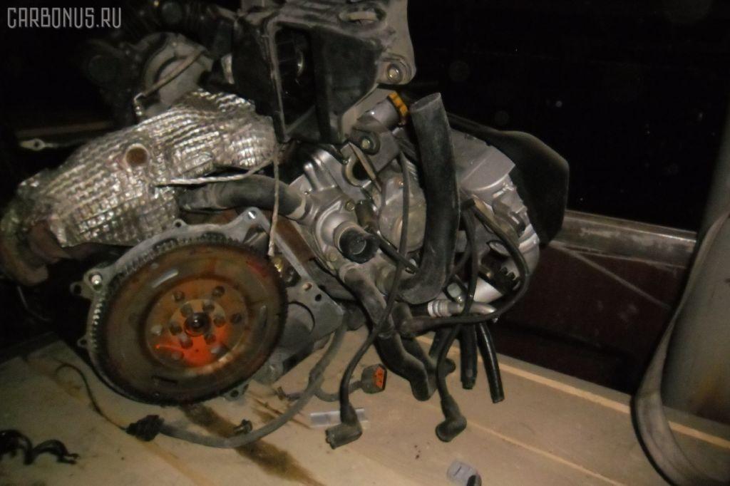 Двигатель SUBARU R2 RC1 EN07. Фото 4