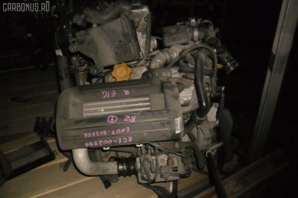 Двигатель SUBARU R2 RC1 EN07. Фото 5