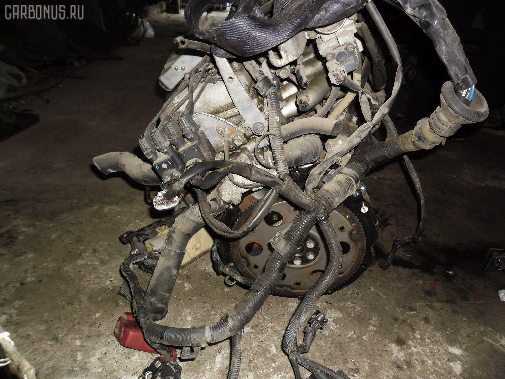 Двигатель TOYOTA SPRINTER EE111 4E-FE. Фото 4