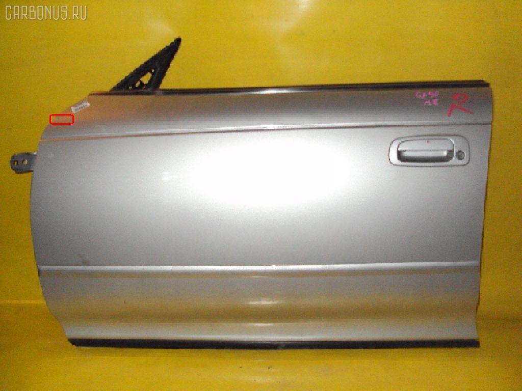 Дверь боковая TOYOTA MARK II GX90. Фото 1