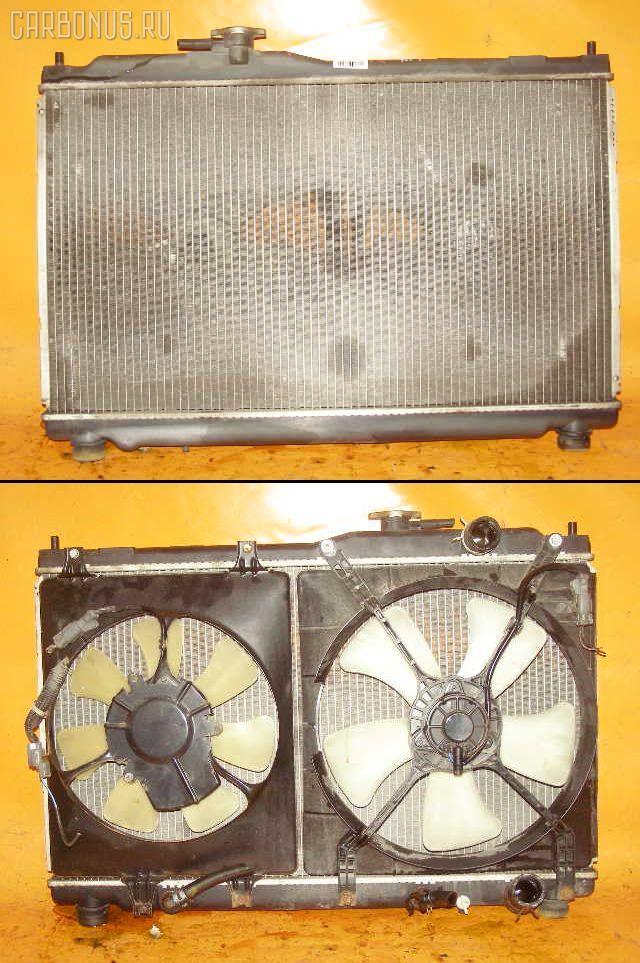 Радиатор ДВС HONDA STEP WGN RF1 B20B. Фото 2