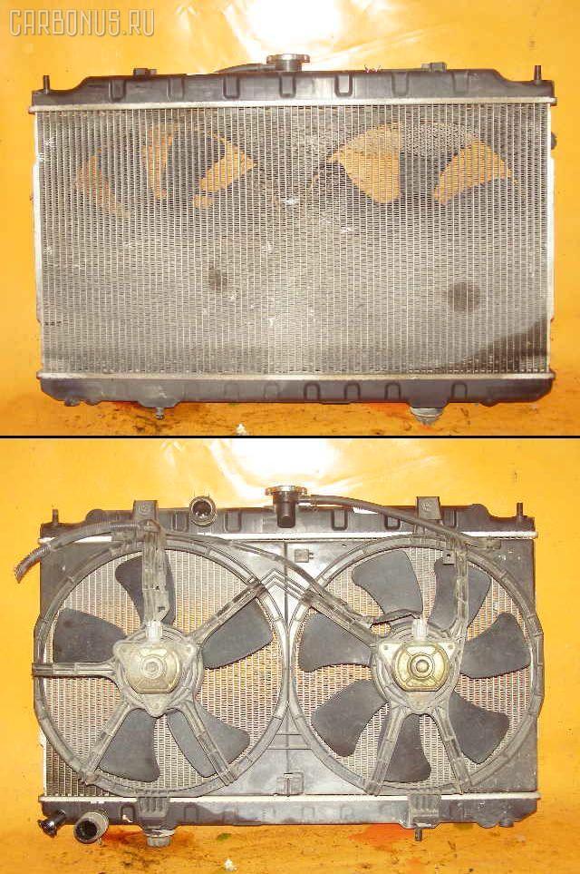 Радиатор ДВС NISSAN AD VAN VHNY11 QG18DE. Фото 9