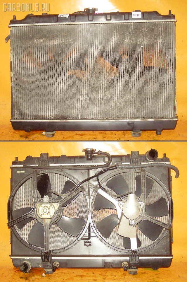 Радиатор ДВС NISSAN AVENIR PW11 SR20DE. Фото 3