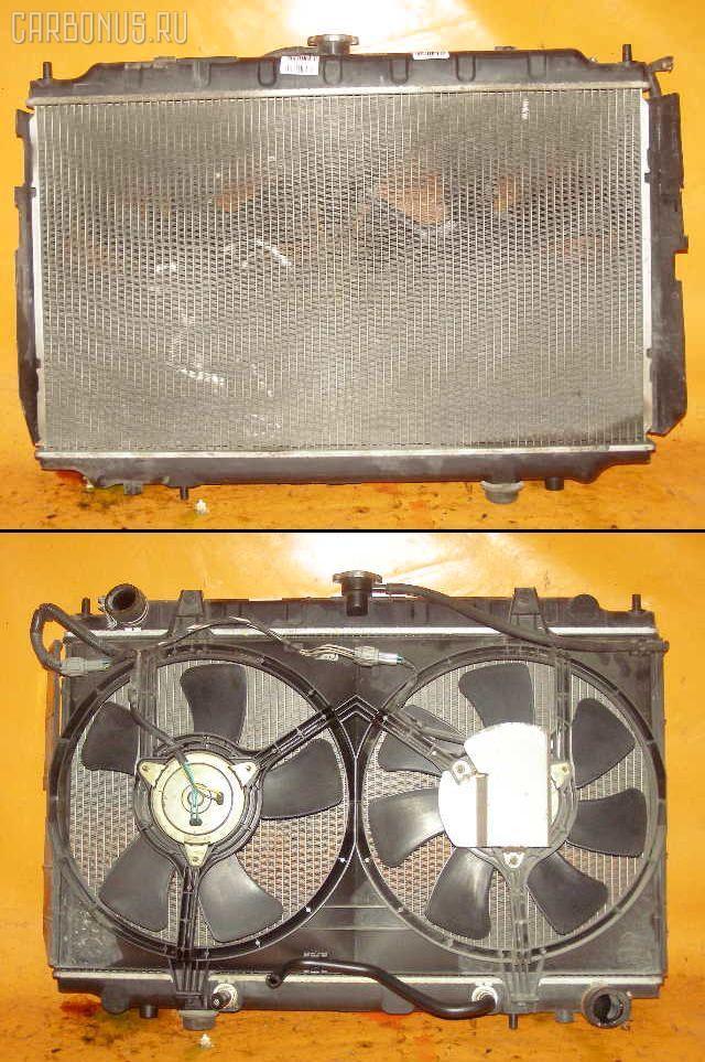 Радиатор ДВС NISSAN CEFIRO WAGON WA32 VQ20DE. Фото 1
