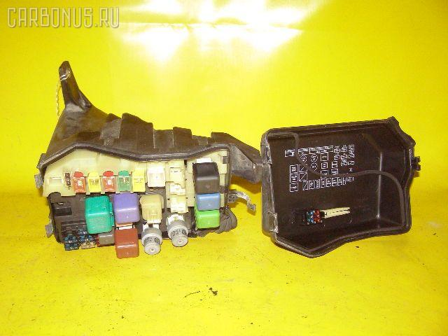 Блок предохранителей TOYOTA MARK II GX90 1G-FE. Фото 2